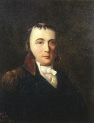 Andreas Michael Heiberg (1767-1815). Foto: Stortingsarkivet
