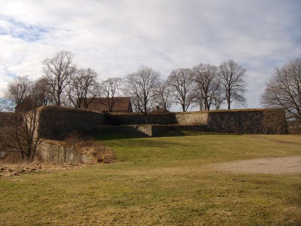 Kongsten fort og beskytning av svenske kanonbåter