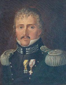 General Butenschön. Foto: Oslo Militære Samfund