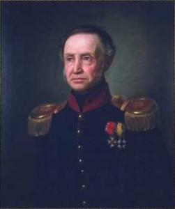 Henrik Frederik Arild Sibbern. Foto: Eidsvol 1814, Digitalt Museum