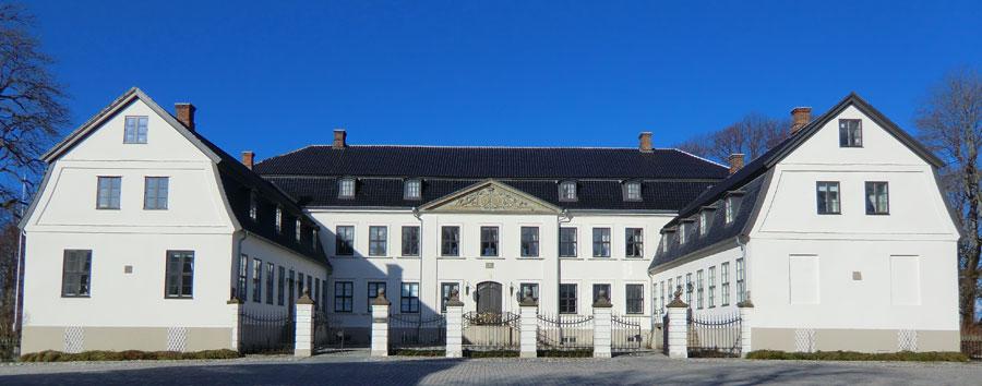 Hafslund hovedgård. Foto: Thomasmh, Wikimedia Commons