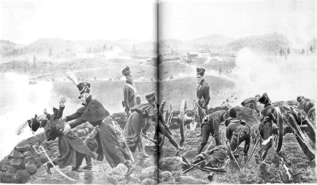 Slaget ved Langnes skanse