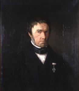 Zacharias Mellebye. Foto: eidsvoll1814.noZacharias Mellebye. Foto: eidsvoll1814.no