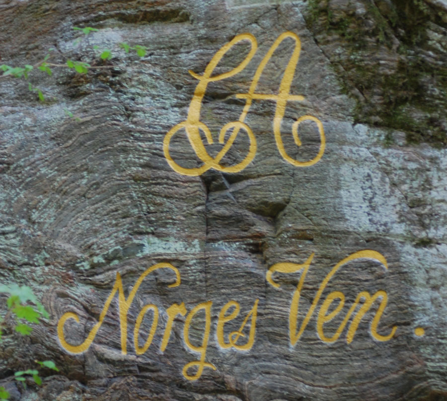 Christian August – Norges Ven