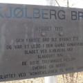 Skilt ved Kjølberg bru. Fra Wikipedia Commons