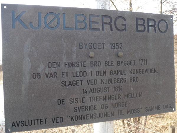 Kampene ved Kjølberg bru