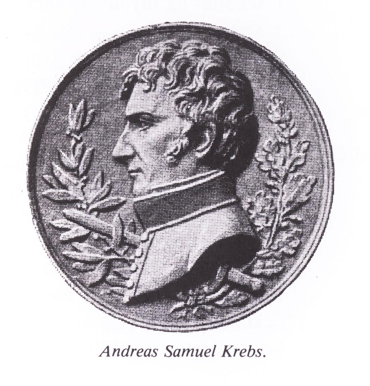 Andreas Samuel Krebs (1766 – 1818)