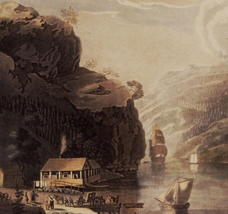 Skuddet ved Svinesund 29. juni 1808