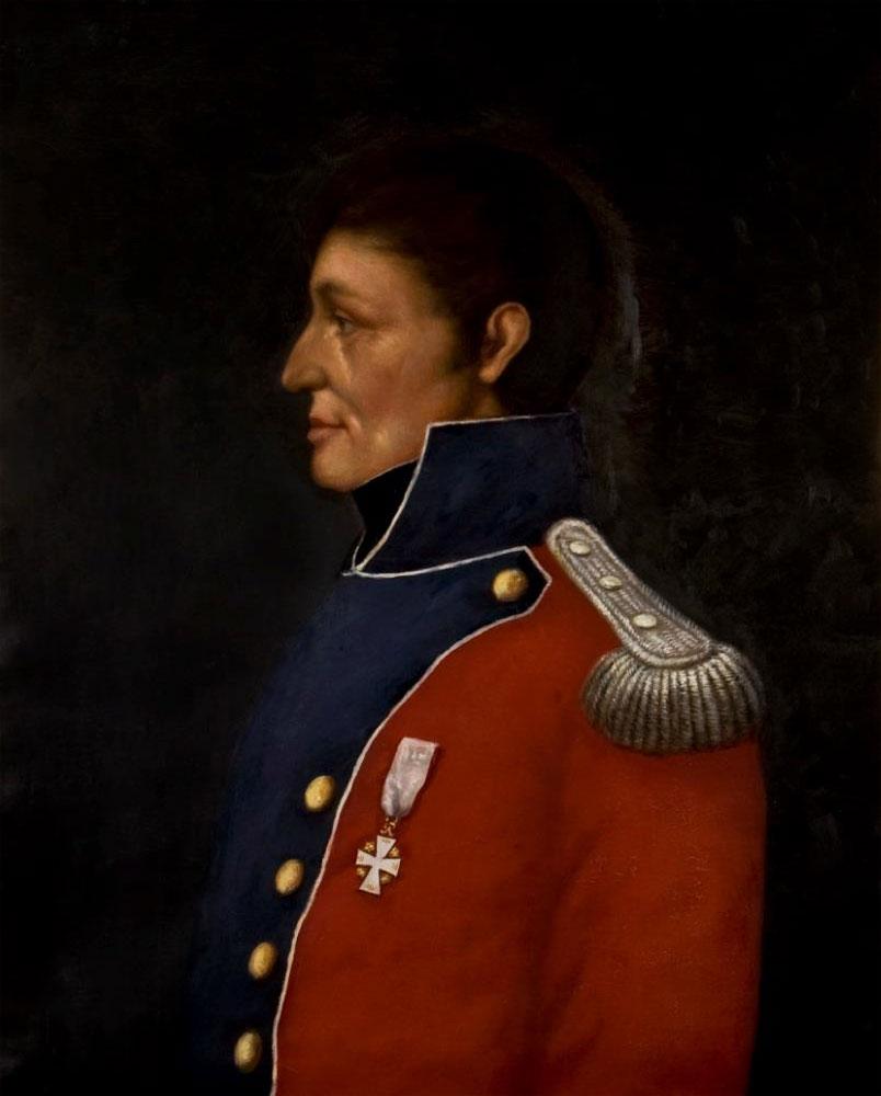 Arild Christopher Huitfeldt (1769 – 1845)