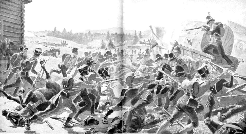 Kampene ved Skotterud