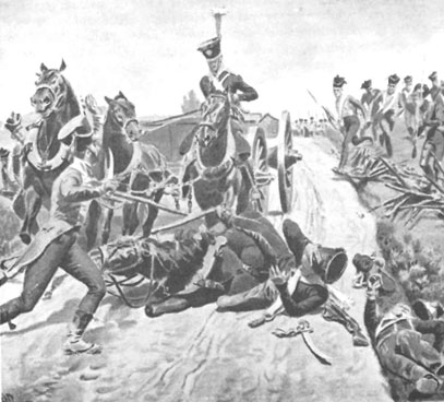 Minner fra krigen 1814