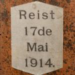 Reist 17de Mai 1914. Foto: Øyvind Andersen