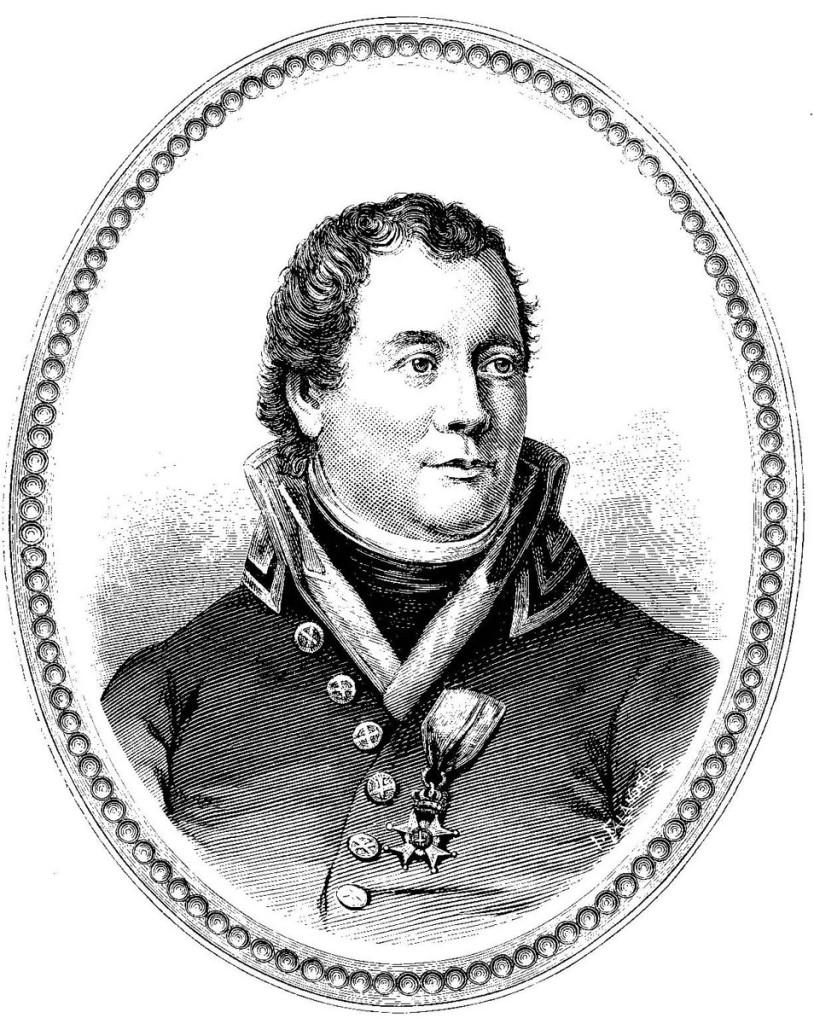 Georg Adlersparre. Ukjent kunstner