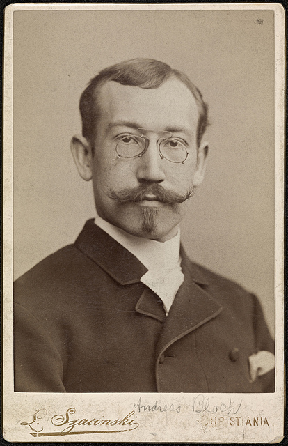Andreas Bloch (1860 – 1917)
