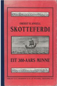 «Skotteferdi» ble utgitt også på nynorsk. Igjen var det nordmennenes tapre innsats som var i sentrum.