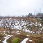 Skansen sett fra NV. Foto: Svein Norheim
