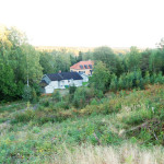 Skansen sett fra vest. Foto: Svein Norheim