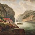 Ill.: Erik Pauelsen «Svinesund» 1789. GWPA